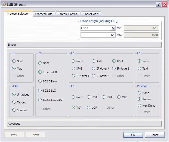 edit stream settings