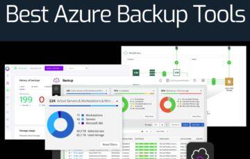 Best Azure Backup Tools