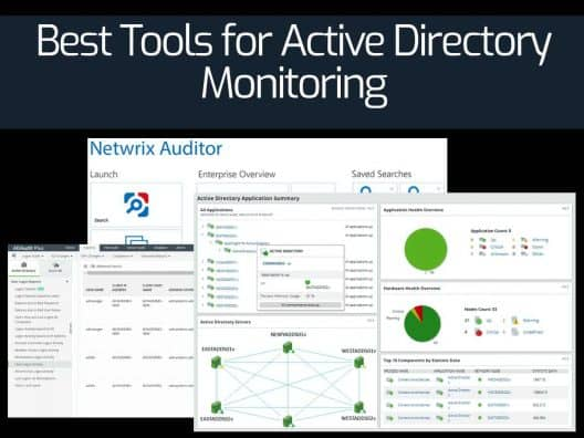 Best Tools for Active Directory Monitoring
