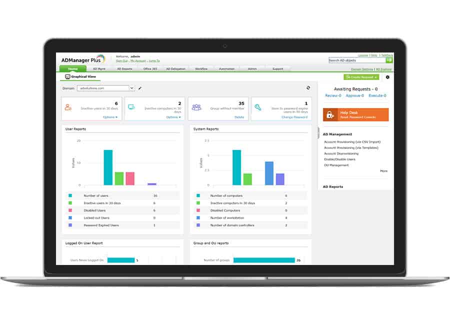 AdManager Plus Dashboard