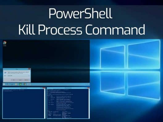 PowerShell Kill Process Command