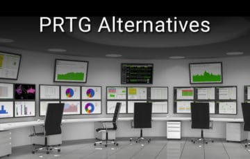 Prtg Replacements, alternatives & competitors for network monitoring