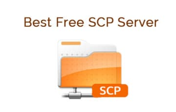 best free scp servers for windows and linux