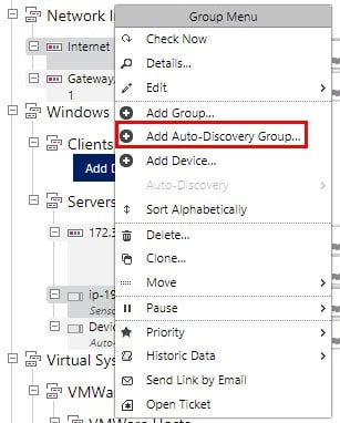 Add Device Group