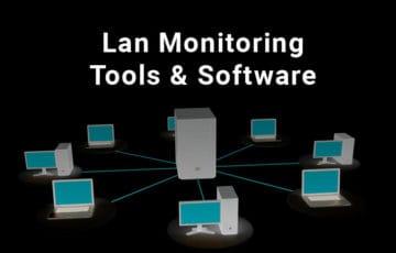 Lan Monitoring Software