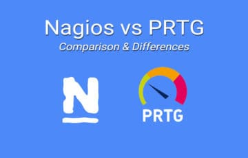 nagios vs prtg comparison