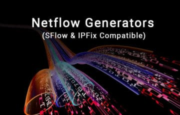 netflow generator and sflow ipfix too!