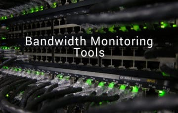 network bandwidth monitoring tools