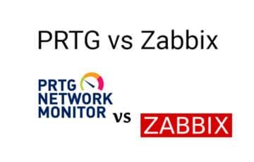 prtg vs zabbix comparison and differences