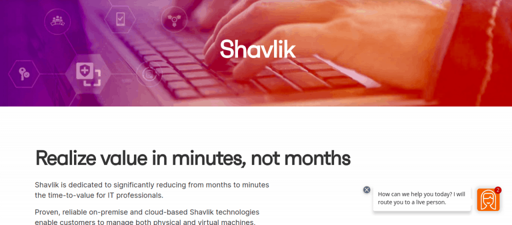 Shavlik Application Patch manager