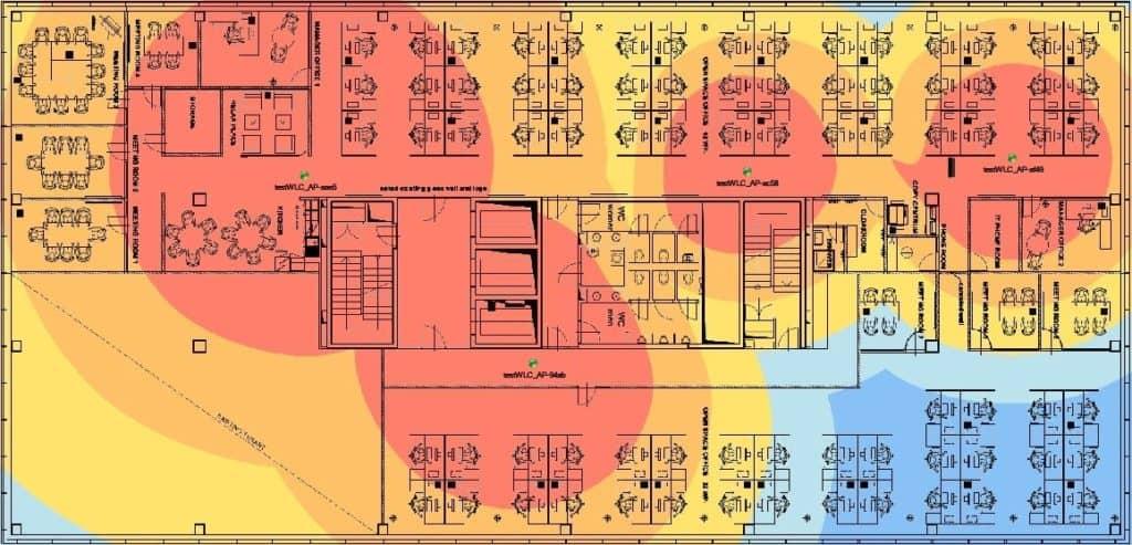 solarwinds heatmap tool