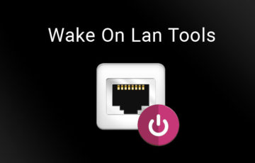 wake on lan tools and software