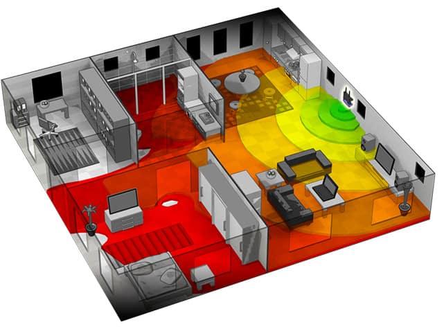 wifi heat map example